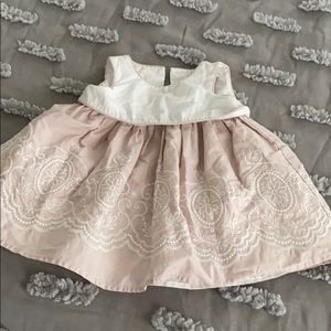 Baby blush dress